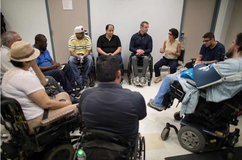SCI Transitions Support Group