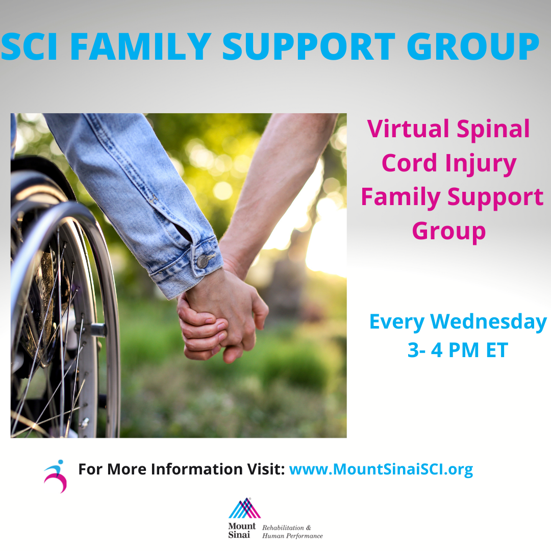 Family Support Group @ Zoom