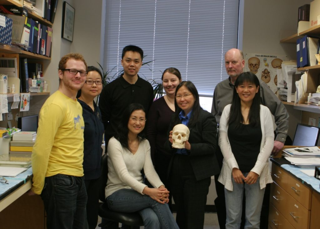 Jabs Lab Group Picture