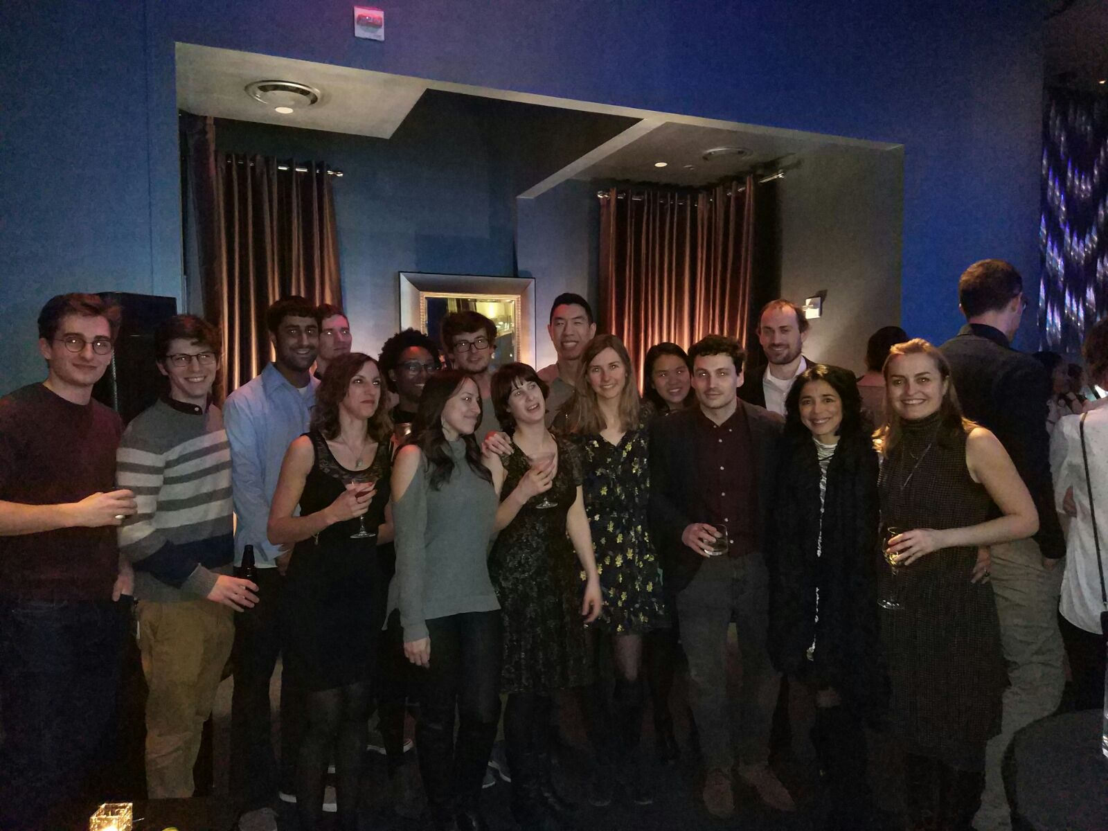 Immunology Holidays Party 2018