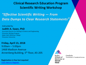 effective scientific writing from data dumps to clear research statements